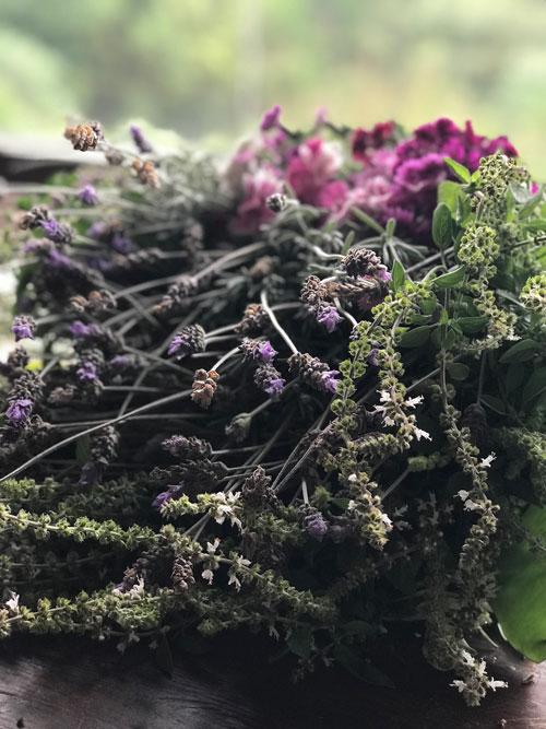 Flores que podemos comer